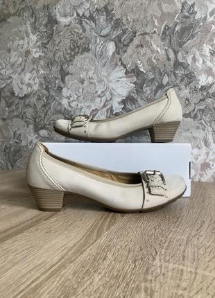 Gabor 40 р туфли мокасины туфлі босоножки