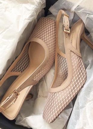 Uterque новые туфли-лодочки
