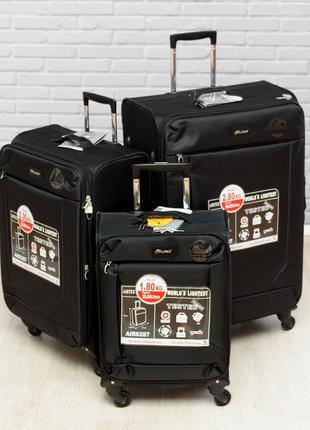 Самый легкий чемодан 100% ручная кладь airtex 6287 proteus8 фото