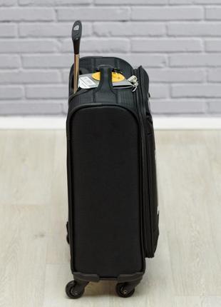 Самый легкий чемодан 100% ручная кладь airtex 6287 proteus2 фото
