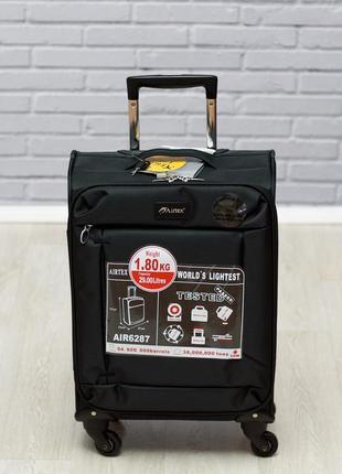 Самый легкий чемодан 100% ручная кладь airtex 6287 proteus5 фото
