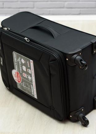 Самый легкий чемодан 100% ручная кладь airtex 6287 proteus7 фото