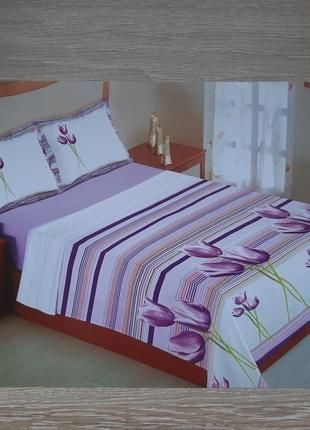 Комплект постельного белья с тюльпанами от ikea