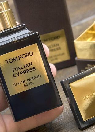 Tom ford italian cypress_original eau de parfum 3 мл затест_парфюм.вода