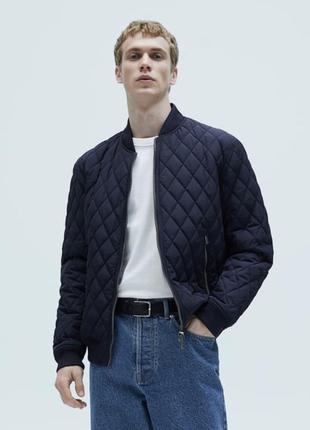 Нова чоловіча куртка zara