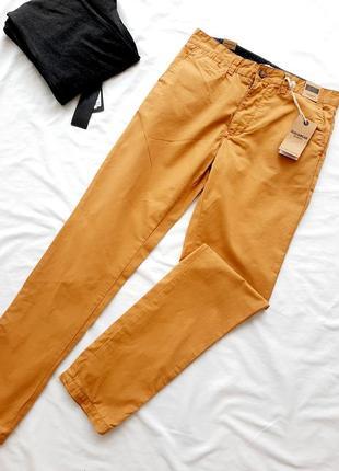 Новые котоновые брюки / штаны летние