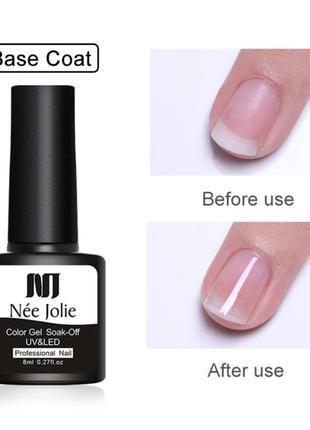 Nee jolie база для ногтей (под гель лак)