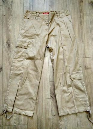 Якісні бріджі від xx by mexx/ шорти/бриджи женские с карманами