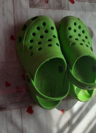 Кроксы,crocs,шлепанцы 27 р