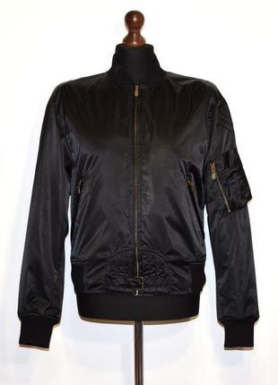 Оригінальна куртка бомбер belstaff nylon bomber jacket made in italy оригинал