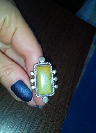 Перстень кольцо 17-18 розмір