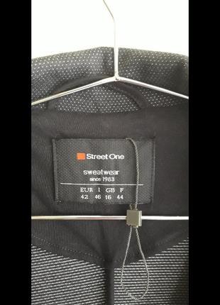 Брендовый женский пиджак,немецкой фирмы street one, новый,оригинал.