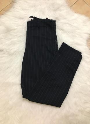 Класичні штани в полоску