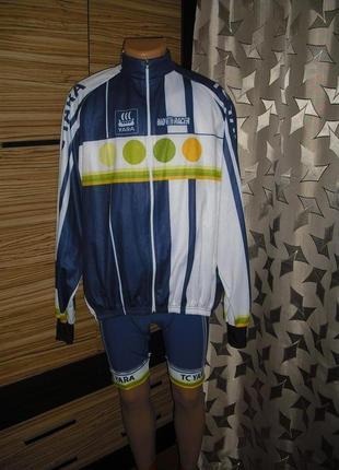 Bio racer велокостюм\велокомплект