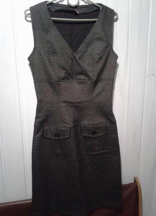 Деловое платье классика