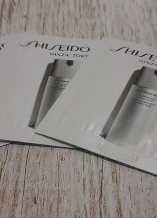 Shiseido men shiseido омолаживающий флюид для лица
