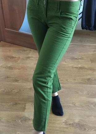 Джинсы, штаны stradivarius 34 xs , bershka, zara
