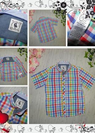 Рубашка next (р.110 на 4-5років) сорочка
