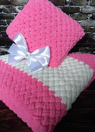 Одеяла с подушкой
