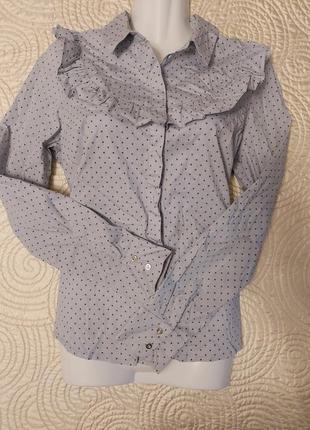Блузка/рубашка h&m.