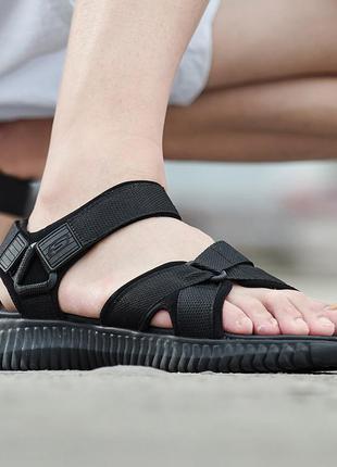 Мужские сандалии skechers оригинал