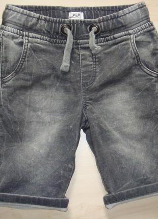 Модные шорты 7-8лет