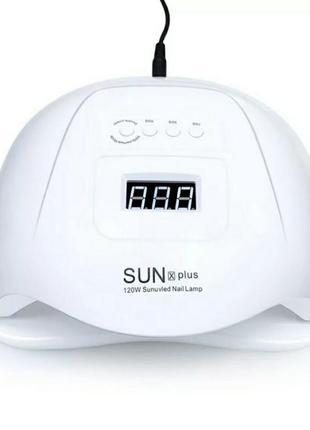 Led лампа.120 w. sun x plus