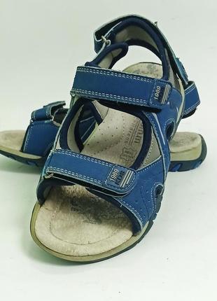 Босоножки сандалии босоніжки сандалії для хлопця мальчика том м б/у р.34