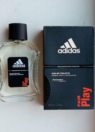 Мужская парфюмерная вода adidas