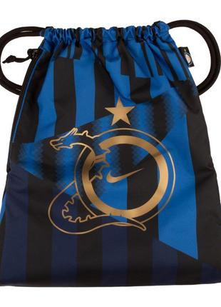 Оригинальный рюкзак! inter gym sack 20th anniversary