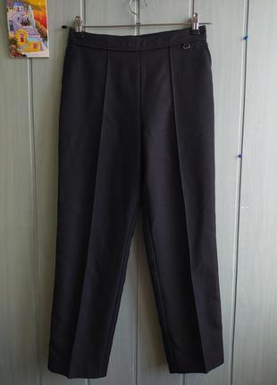 Удобные брюки сигареты на резинке