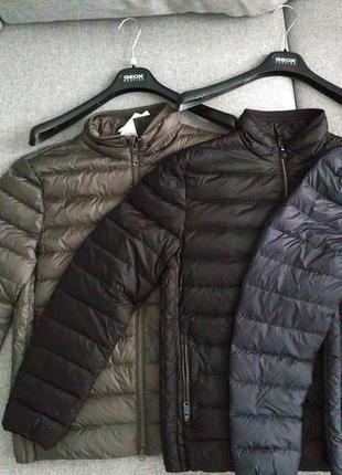 Куртка geox dereck m мужская пуховая демисезонная легкая компактная