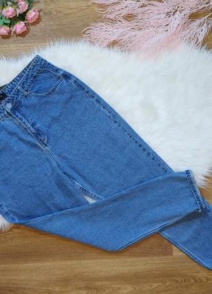 Новые джинсы lost ink, mom slim р. 33