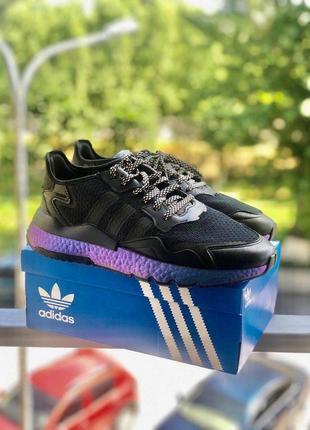 Мега крутые мужские кроссовки adidas, размер 44