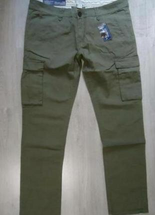 Классные мужские штаны от slim fit livergy
