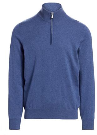 Brunello cucinelli кашемировый свитер