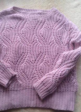 Ажурный свитер dorothy perkins