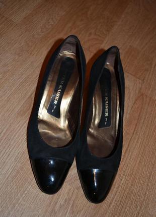 Красивые туфли peter kaiser германия