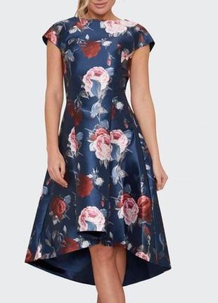 Красива пишна сукня chi chi london,p.20 (eur 48)