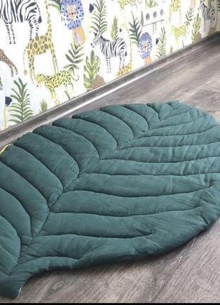 Коврик лист. лист одеяло