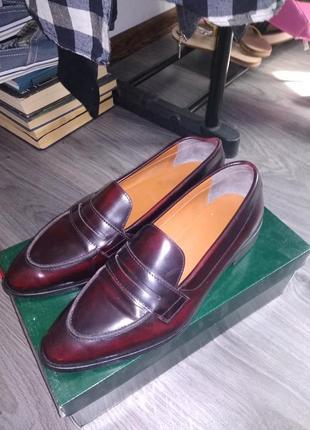 Крутые итальянские туфли
