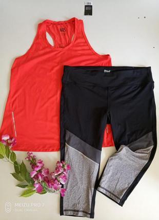 Комплект для фитнеса спорта от немецкого бренда crivit л
