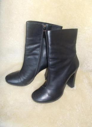 Полусапоги paolo conte ботинки италия натуральная кожа