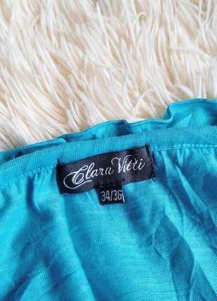 Футболка блуза clara vitti, короткий рукав5 фото
