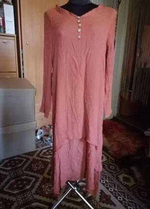 Платье марлевка.