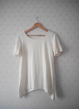 Ассиметричная футболка bonprix