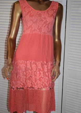 Платье-сарафан made  in italy
