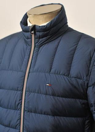Куртка пуховик tommy hilfiger - l