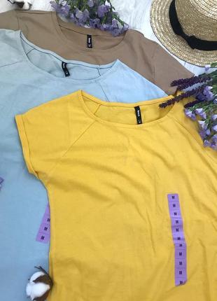 Яркие футболки sinsay