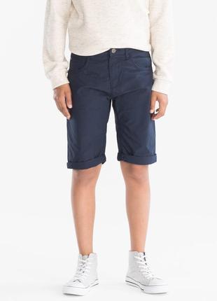 C&a шорты синие универсальные